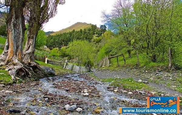 عکس طبیعت گرجستان